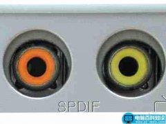 什么是同轴输出及同轴音频接口介绍