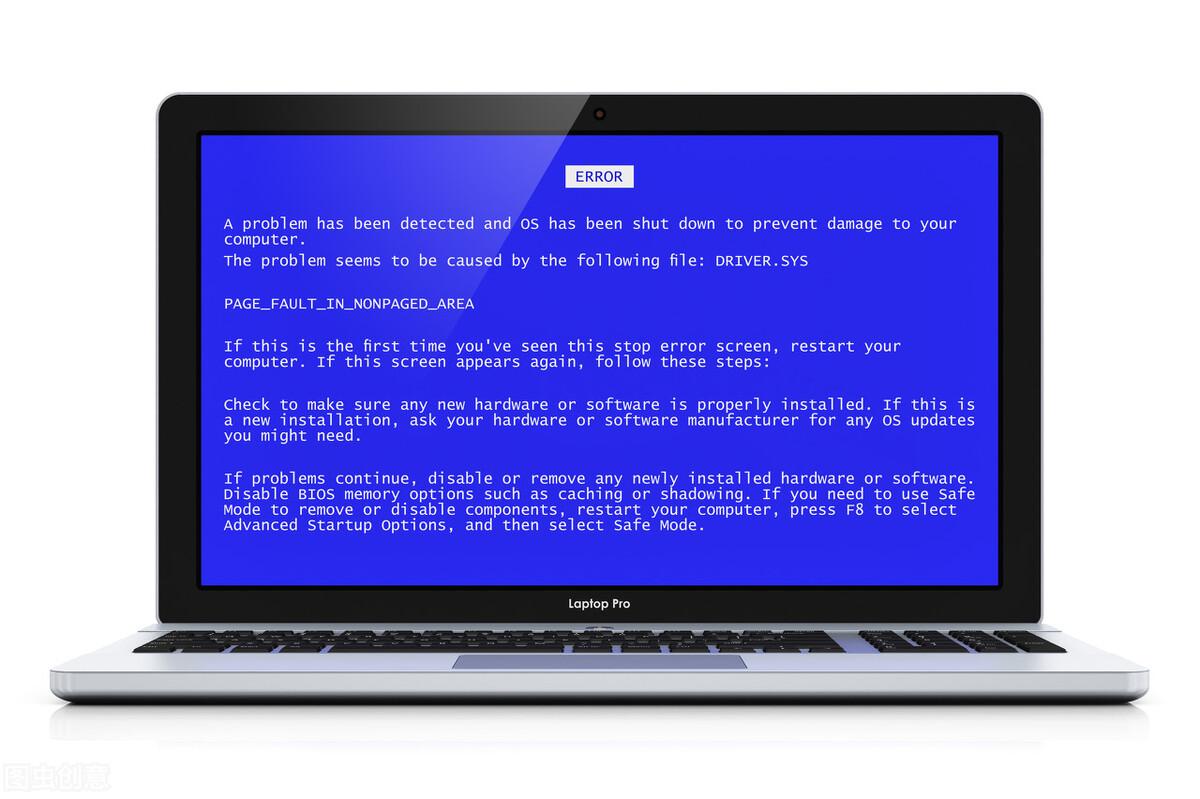 电脑不启动和启动后蓝屏的一种处理方案