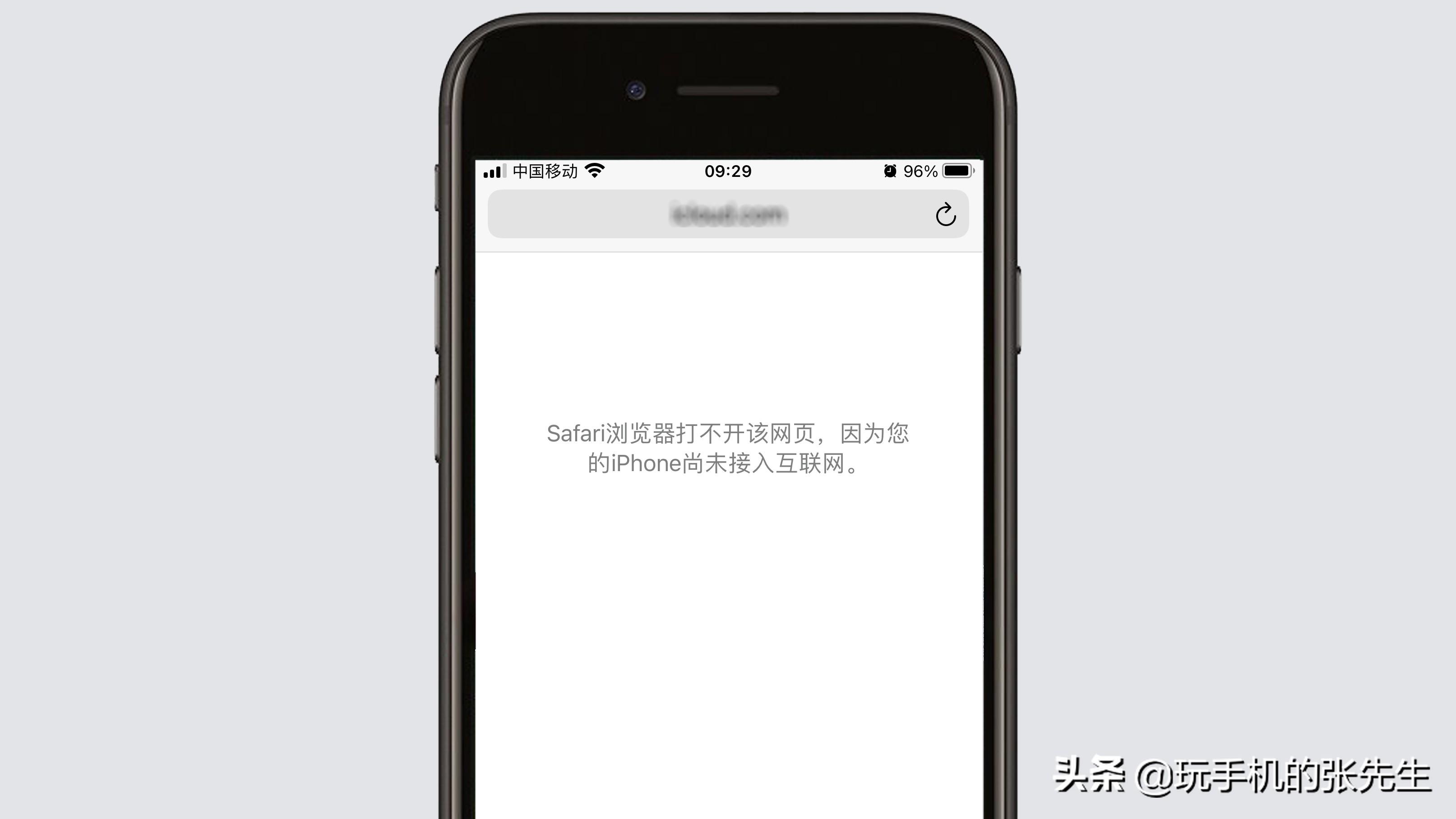 苹果手机网页打不开怎么办?试试这个方法
