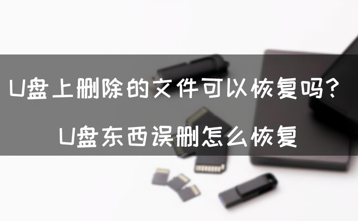 u盘文件恢复破解版(U盘上删除的文件可以恢复吗)(1)