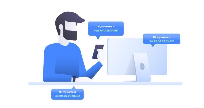 苹果手机mac地址怎么查(MAC地址的查询和隐藏)(1)