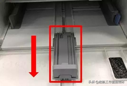 打印机打印出来有黑条怎么回事(打印出现重影黑边怎么维修)(12)