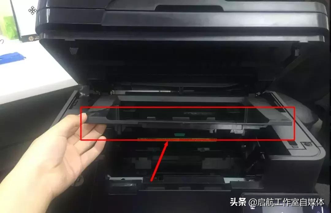 打印机打印出来有黑条怎么回事(打印出现重影黑边怎么维修)(23)