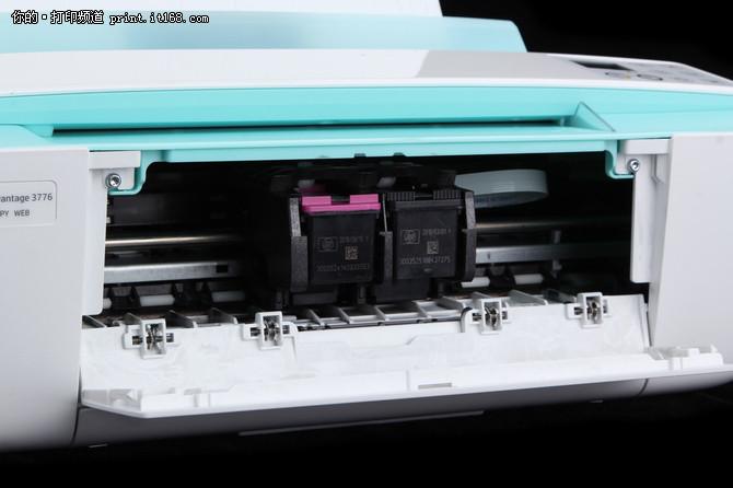 喷墨打印机喷头清洗教程(打印机喷头堵塞解决方法图解)(2)
