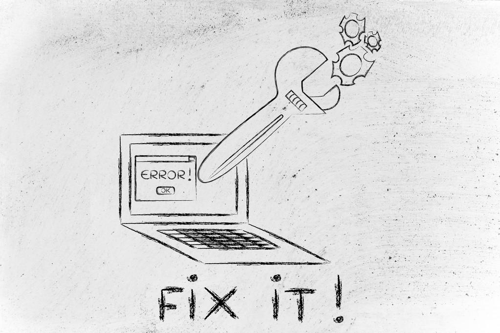 电脑啥都打不开(电脑黑屏开不了机怎么解决)(1)