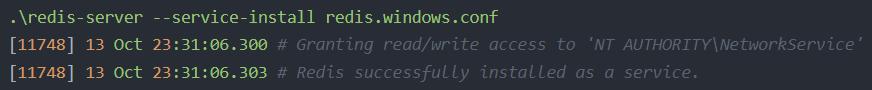 redis安装windows(redis基本简介与安装)(3)