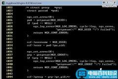 nginx 0.8.54/1.0.0 在cygwin环境下的编译(包括 nginx_mod_h264_streaming-2.2.7)